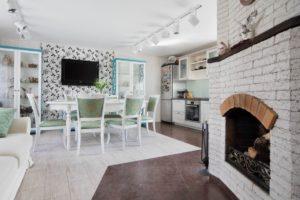 Дизайна интерьера квартиры в скандинавском стиле - фото 18