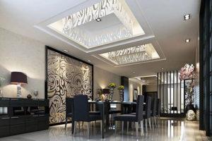 Дизайна интерьера квартиры в стиле арт-деко - фото 24