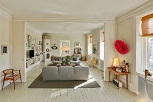 Дизайна интерьера квартиры в скандинавском стиле - фото 20