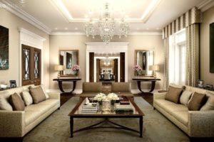 Дизайна интерьера квартиры в стиле арт-деко - фото 20
