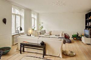 Дизайна интерьера квартиры в скандинавском стиле - фото 21
