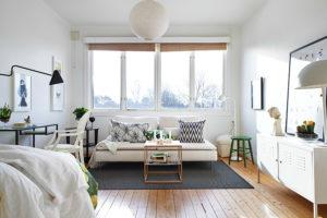 Дизайна интерьера квартиры в скандинавском стиле - фото 23