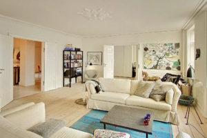 Дизайна интерьера квартиры в скандинавском стиле - фото 25