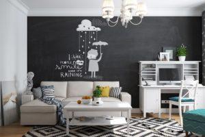 Дизайна интерьера квартиры в скандинавском стиле - фото 26