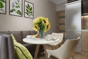 Дизайн интерьера Квартира по ул. Туполева, фото 7