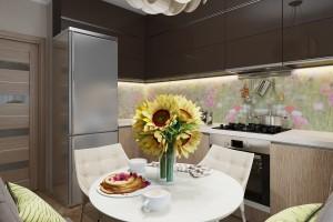 Дизайн интерьера Квартира по ул. Туполева, фото 10