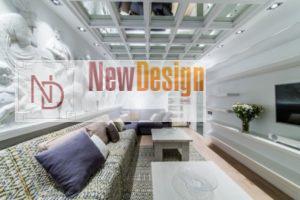 Дизайна интерьера квартиры в греческом стиле - фото 17