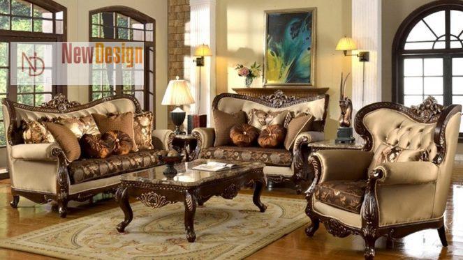 Мебель в античном стиле - фото 9
