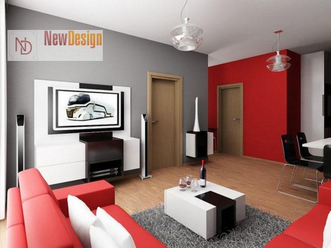 Мебель в стиле хай-тек - фото 9