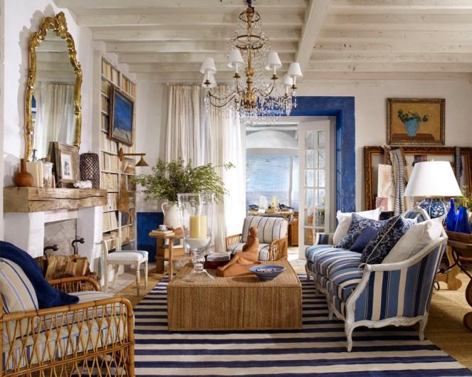 Мебель и аксессуары Средиземноморский стиль