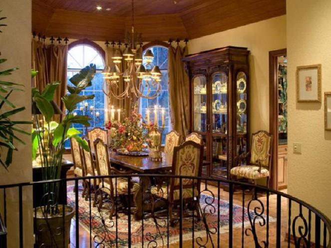 Мебель и аксессуары Средиземноморский стиль1