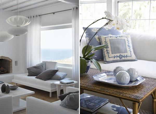 Мебель и аксессуары Средиземноморский стиль2