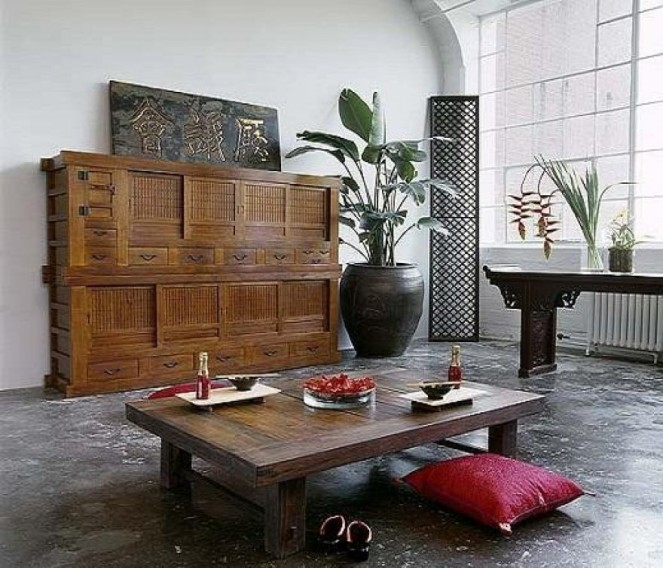 Мебель в восточном стиле - фото 8