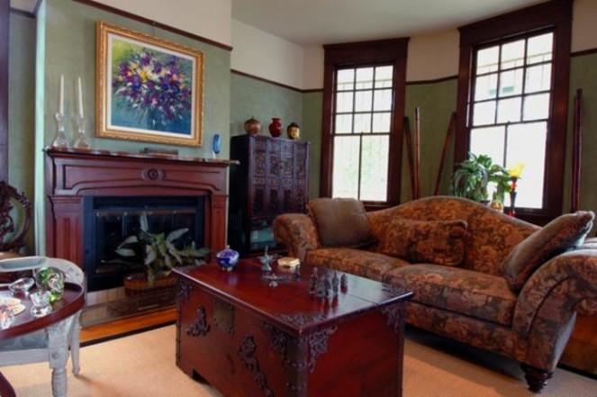 Мебель в восточном стиле - фото 9