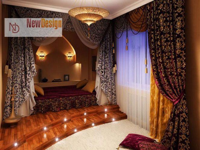 Освещение в арабском интерьере - фото 10