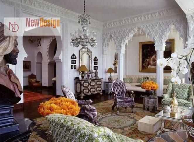Предметы интерьера и декора в восточном интерьере - фото 7