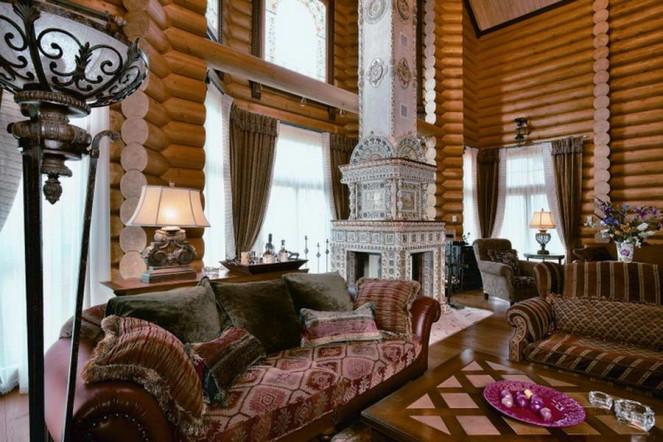 Русский деревенский стиль