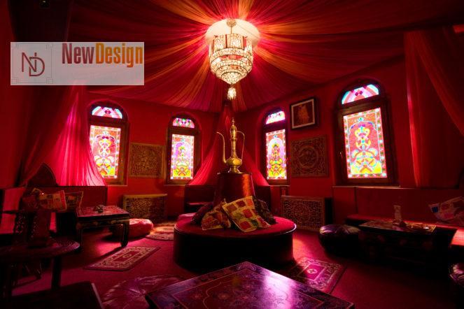 Освещение в восточном дизайне - фото 11