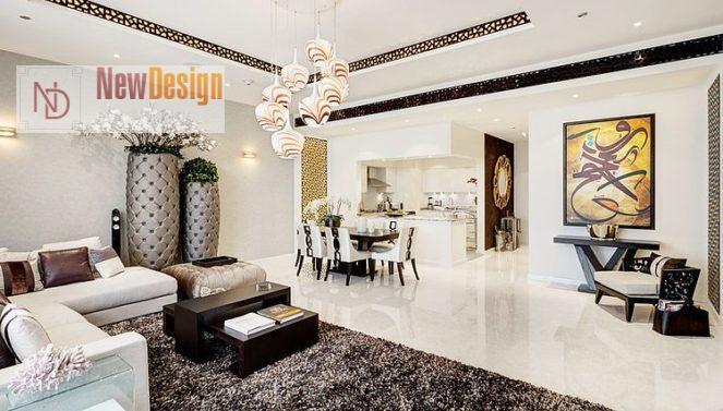 Элементы дизайна интерьера арабском стиле - фото 4