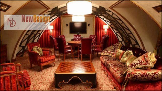 Элементы дизайна интерьера арабском стиле - фото 5