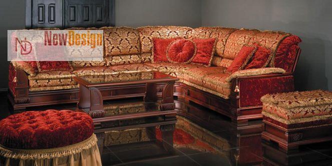 Мебель в арабском стиле - фото 8