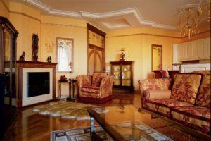 Дизайна интерьера квартиры в восточном стиле - фото 19