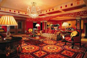 Дизайна интерьера квартиры в восточном стиле - фото 26