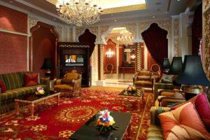Дизайна интерьера квартиры в арабском стиле - фото 15