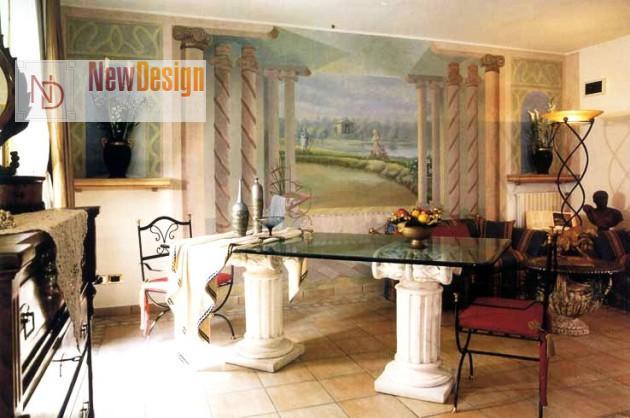 Мебель в античном стиле - фото 10