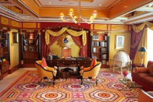 Дизайна интерьера квартиры в арабском стиле - фото 17
