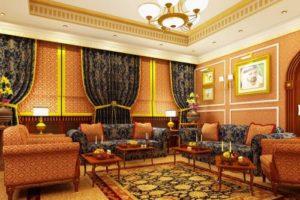 Дизайна интерьера квартиры в арабском стиле - фото 20