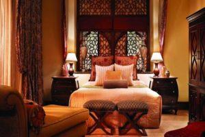 Дизайна интерьера квартиры в арабском стиле - фото 18