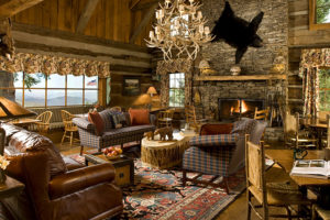 Дизайна интерьера квартиры в стиле кантри - фото 23