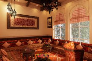 Дизайна интерьера квартиры в арабском стиле - фото 16