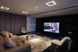 Дизайна интерьера квартиры в стиле хай-тек - фото 19