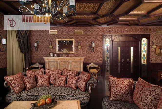 Направления в дизайне интерьера в восточном стиле - фото 4