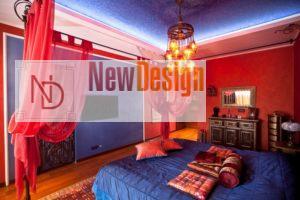 Дизайна интерьера квартиры в восточном стиле - фото 21