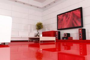 Дизайна интерьера квартиры в стиле хай-тек - фото 15