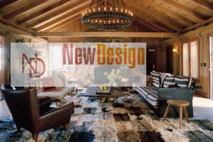 Дизайна интерьера квартиры в стиле кантри - фото 17