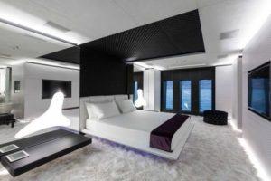 Дизайна интерьера квартиры в стиле хай-тек - фото 12