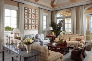Дизайна интерьера квартиры в стиле кантри - фото 21