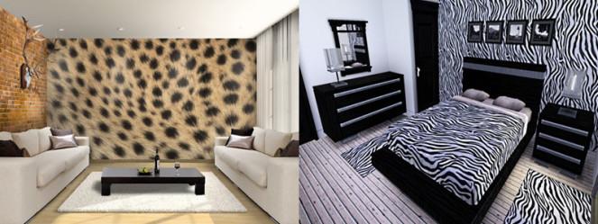 комнаты в африканском стиле