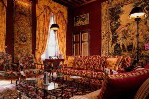 Дизайна интерьера квартиры в арабском стиле - фото 14