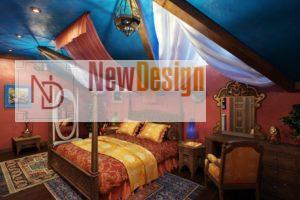 Дизайна интерьера квартиры в арабском стиле - фото 23