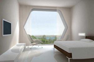 Дизайна интерьера квартиры в стиле хай-тек - фото 13