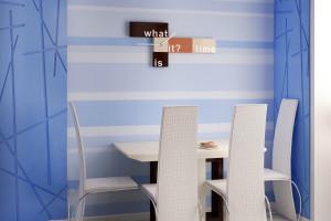 Дизайн интерьера ЖК «Петровский квартал» в стиле Минимализм, фото 9