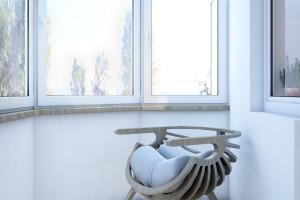 Дизайн интерьера ЖК «Петровский квартал» в стиле Средиземноморский, фото 16