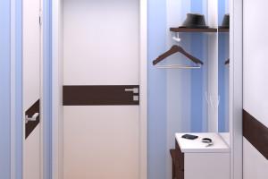 Дизайн интерьера ЖК «Петровский квартал» в стиле Минимализм, фото 11