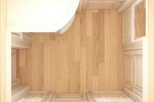 Дизайн интерьера ЖК «Петровский квартал» в стиле Неоклассицизм, фото 14