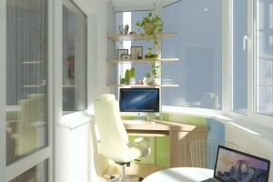 Дизайн интерьера 1-но к. кв. 45 м2, ЖК «Петровский квартал», фото 1